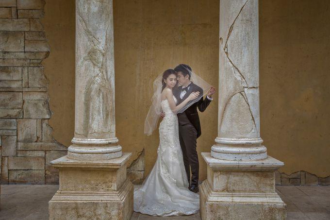 Macau - Overseas Pre-Wedding by Acapella Photography - 025