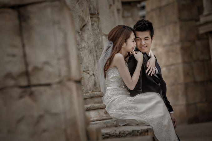 Macau - Overseas Pre-Wedding by Acapella Photography - 026