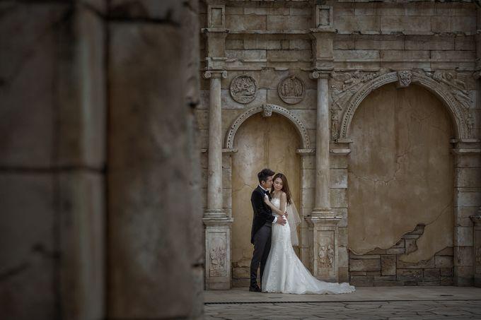 Macau - Overseas Pre-Wedding by Acapella Photography - 030