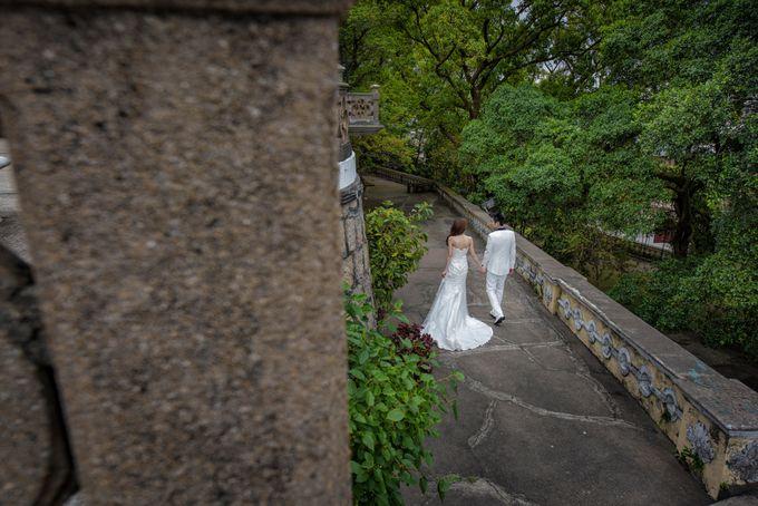 Macau - Overseas Pre-Wedding by Acapella Photography - 031