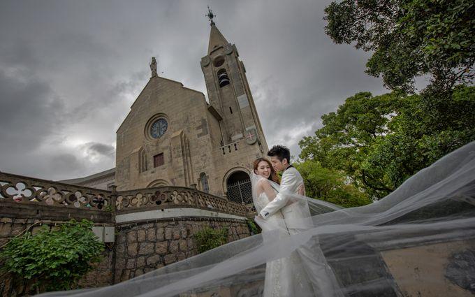 Macau - Overseas Pre-Wedding by Acapella Photography - 032