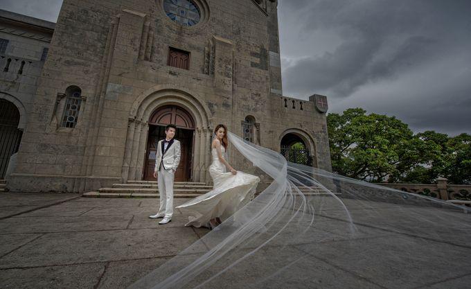 Macau - Overseas Pre-Wedding by Acapella Photography - 033