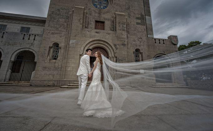Macau - Overseas Pre-Wedding by Acapella Photography - 034