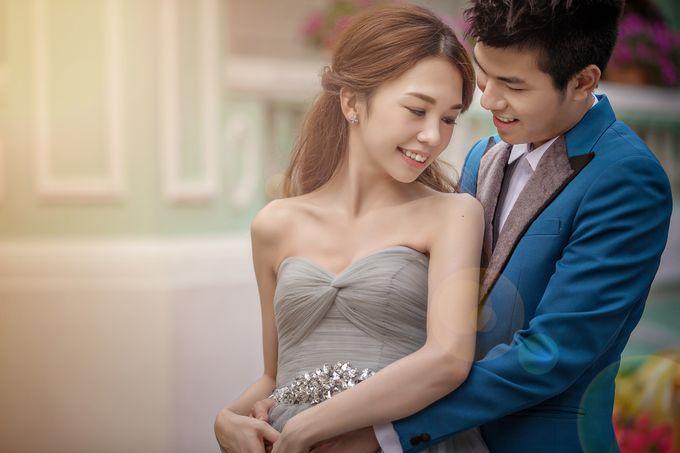 Macau - Overseas Pre-Wedding by Acapella Photography - 035
