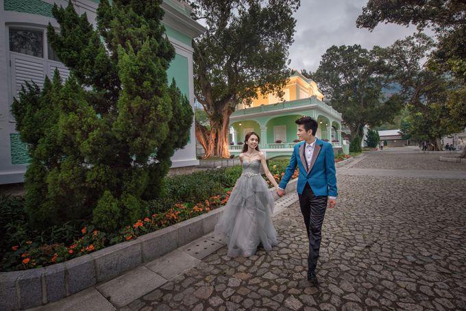Macau - Overseas Pre-Wedding by Acapella Photography - 036