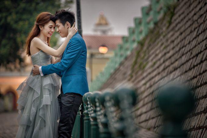 Macau - Overseas Pre-Wedding by Acapella Photography - 037