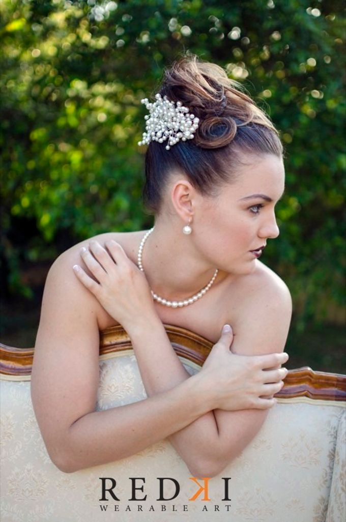 A Spring Wedding by Redki - Couture Jewellery - 001