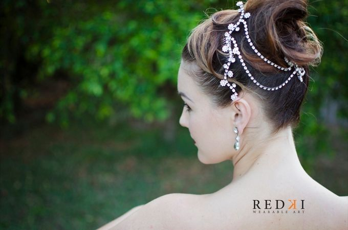 A Spring Wedding by Redki - Couture Jewellery - 002