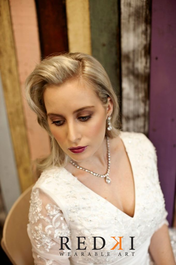 A Vintage Bride by Redki - Couture Jewellery - 004