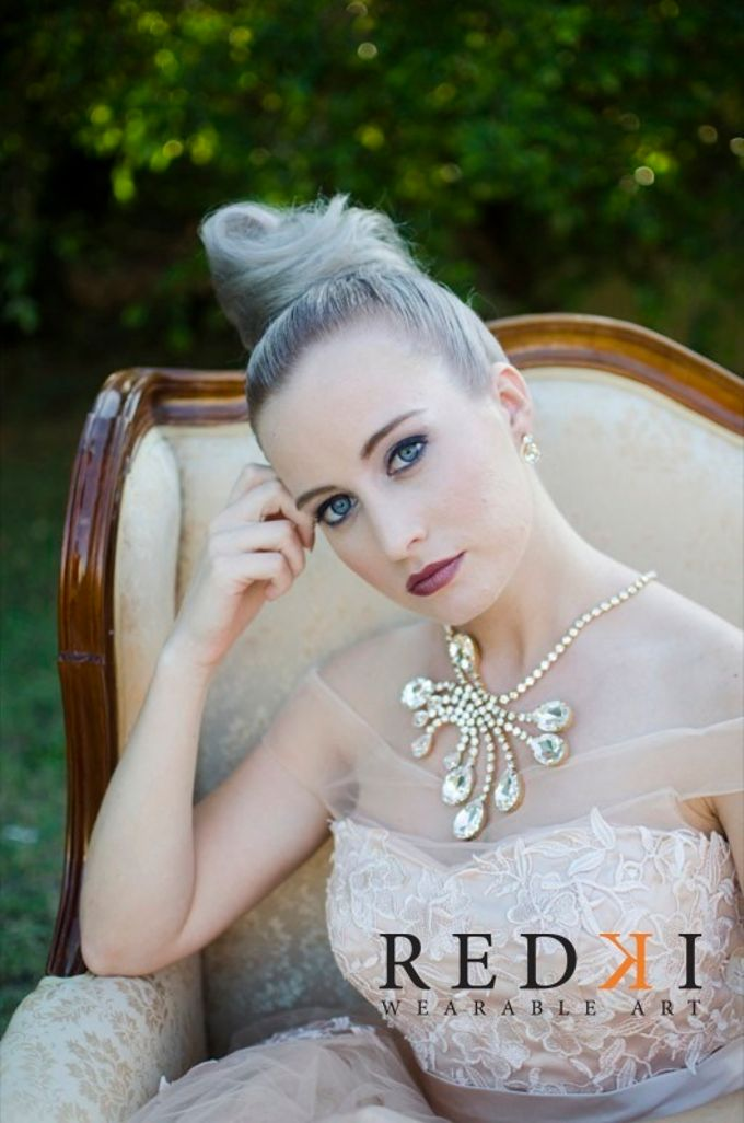 A Spring Wedding by Redki - Couture Jewellery - 003