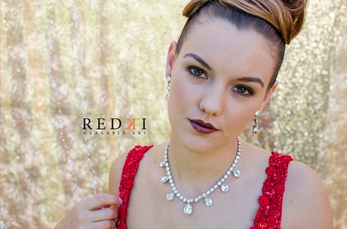 A Spring Wedding by Redki - Couture Jewellery - 004
