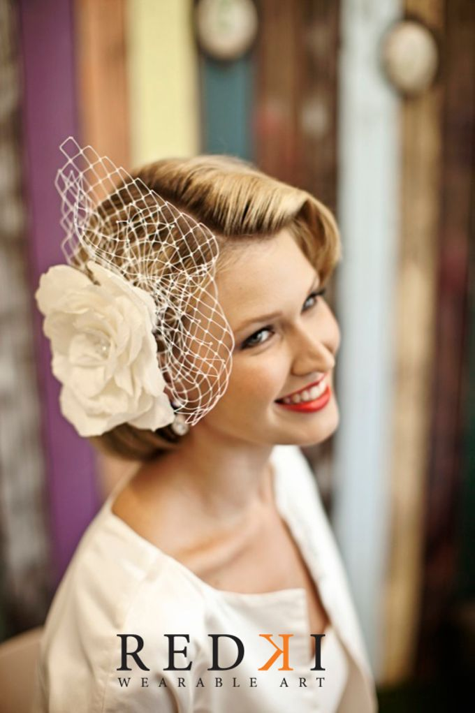 A Vintage Bride by Redki - Couture Jewellery - 005