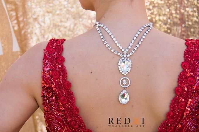 A Spring Wedding by Redki - Couture Jewellery - 005