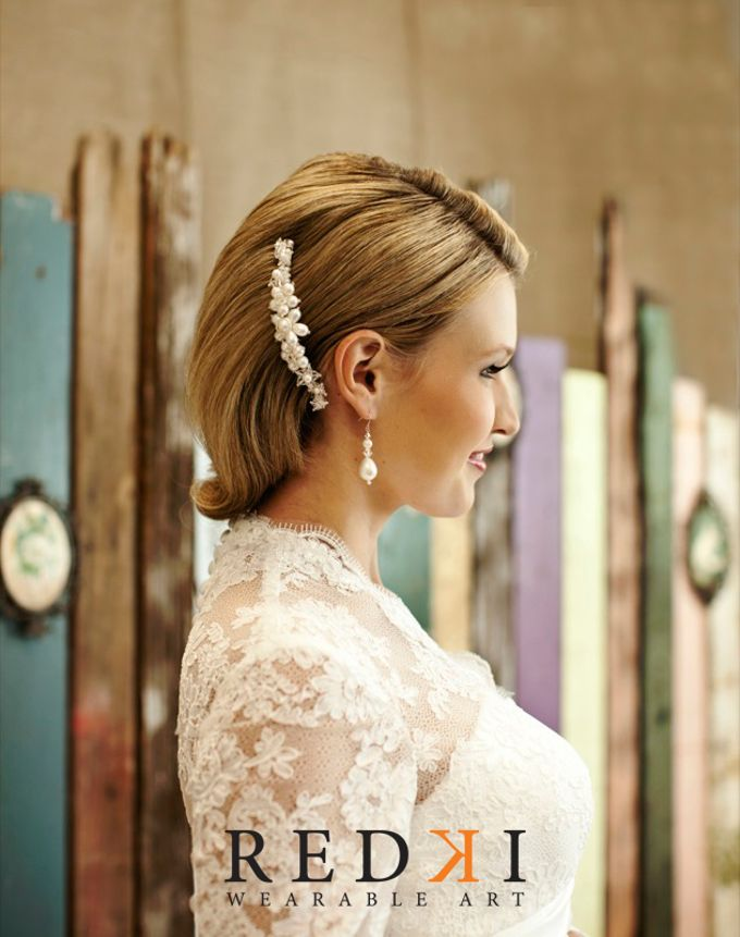 A Vintage Bride by Redki - Couture Jewellery - 006