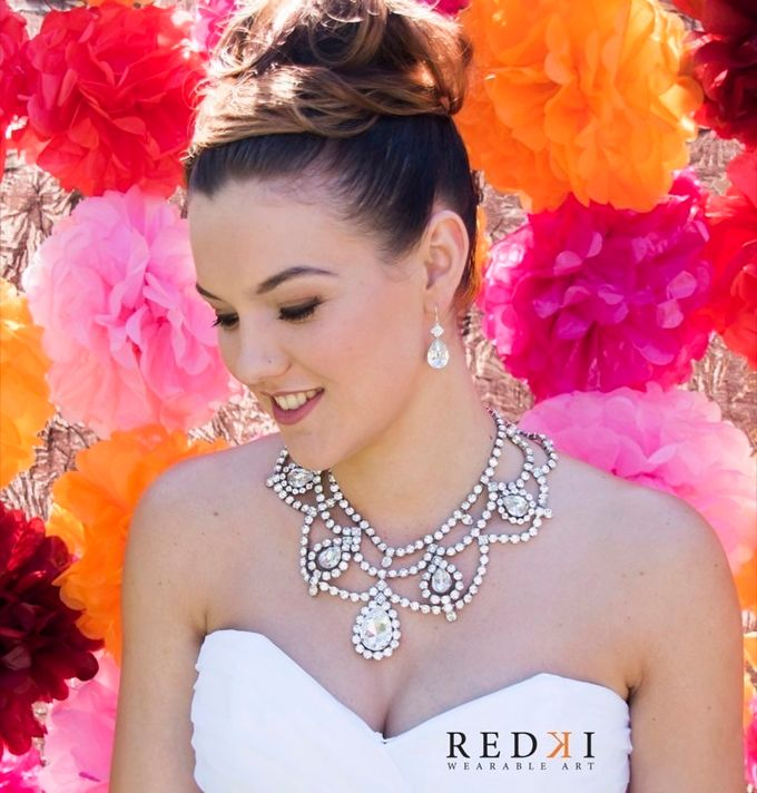 A Spring Wedding by Redki - Couture Jewellery - 006