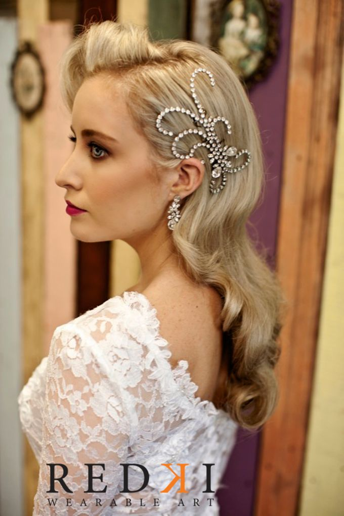 A Vintage Bride by Redki - Couture Jewellery - 001
