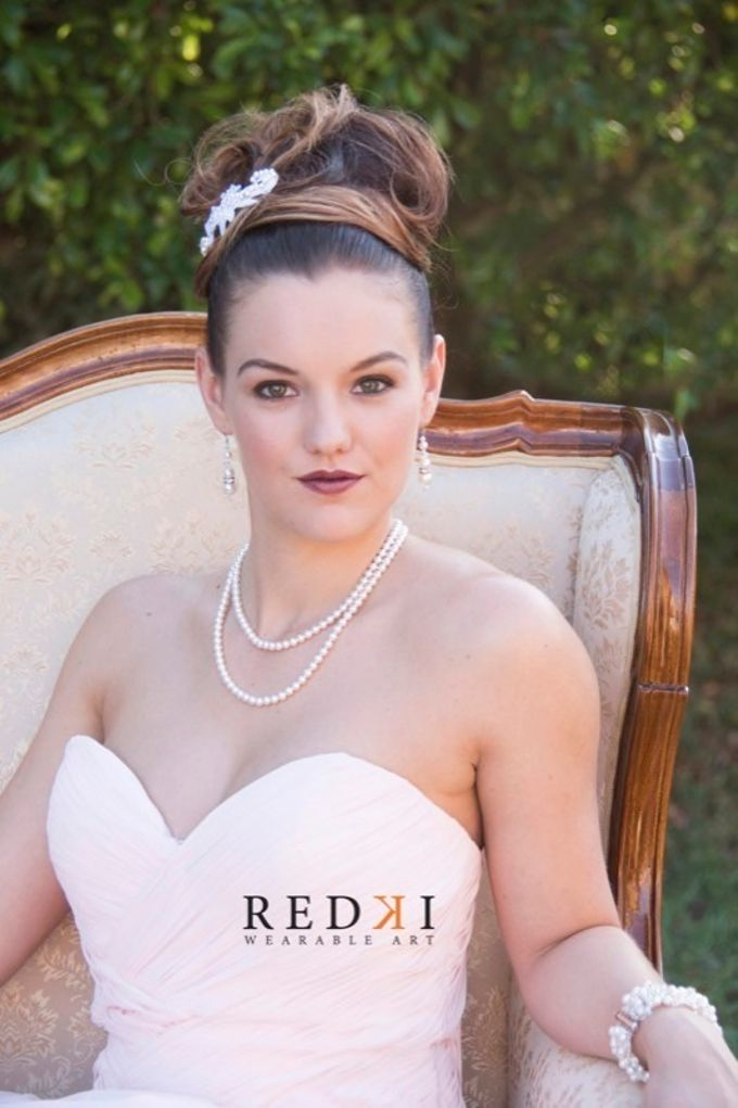 A Spring Wedding by Redki - Couture Jewellery - 007