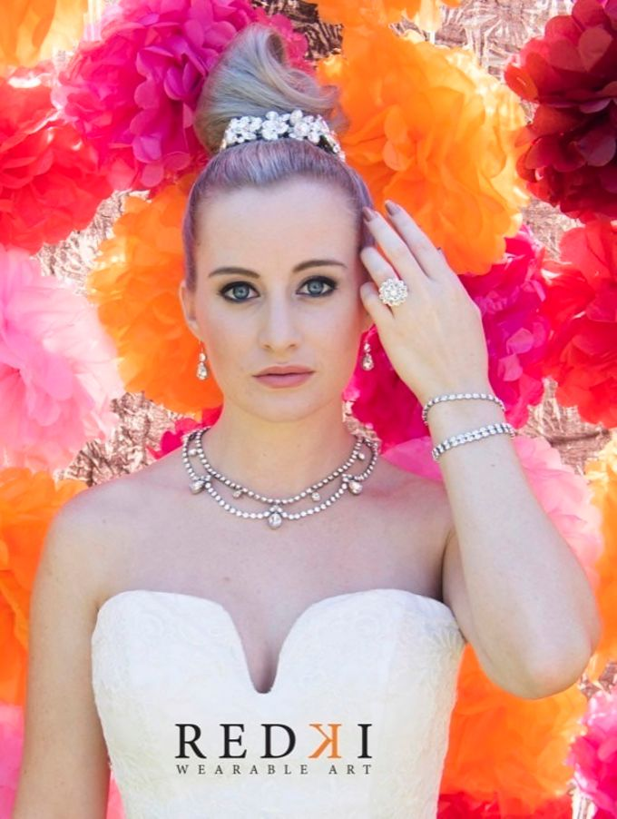A Spring Wedding by Redki - Couture Jewellery - 009