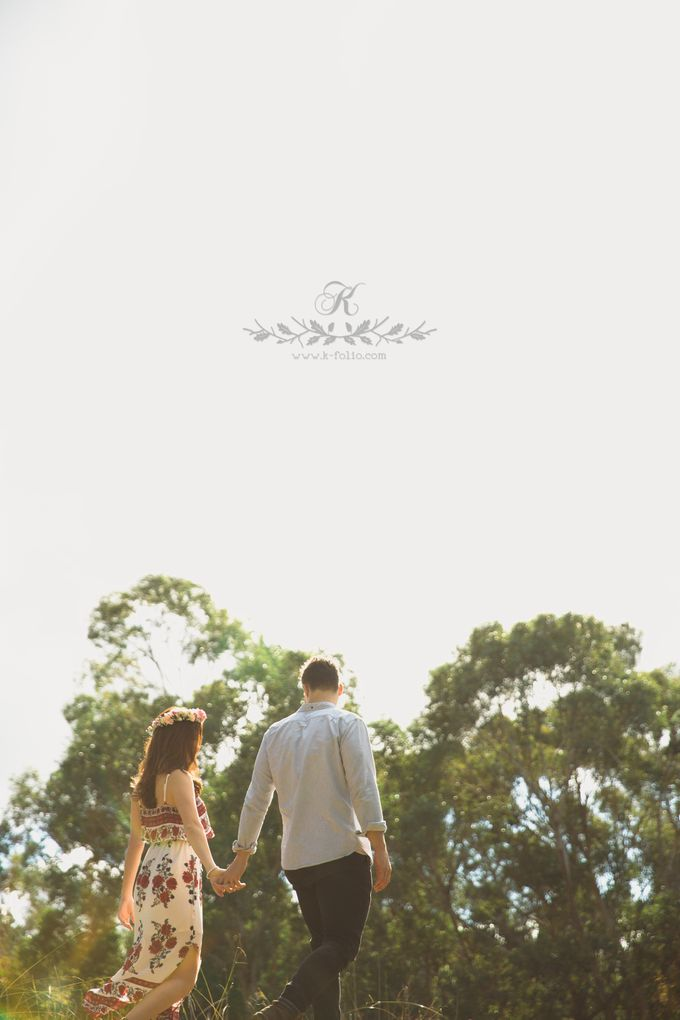 Pre wedding Engagement shoot by k folio photography - 004