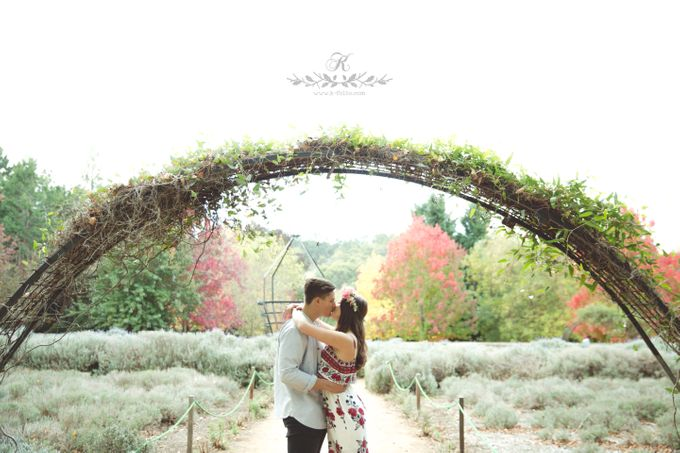 Pre wedding Engagement shoot by k folio photography - 002