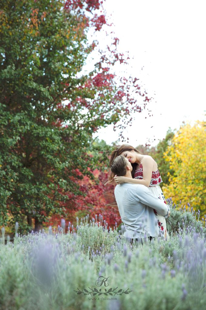 Pre wedding Engagement shoot by k folio photography - 005