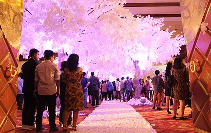 Rafflesia Wedding Package by BALAI KARTINI - Exhibition and Convention Center - 010