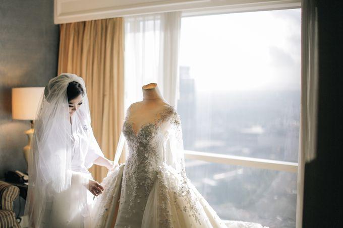 WEDDING OF WIJAYA & DEFI by Prestige Wedding Films - 006