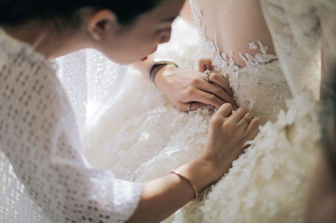 WEDDING OF WIJAYA & DEFI by Prestige Wedding Films - 007