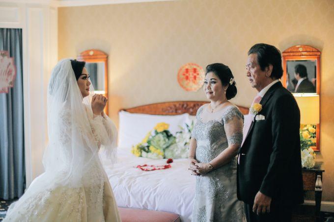 WEDDING OF WIJAYA & DEFI by Prestige Wedding Films - 009