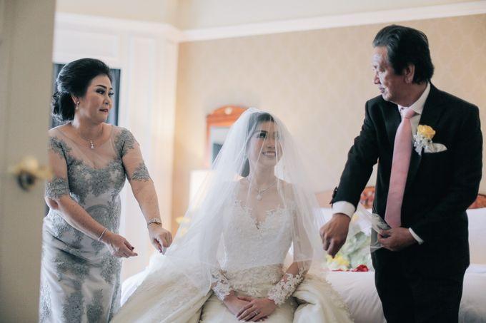 WEDDING OF WIJAYA & DEFI by Prestige Wedding Films - 010