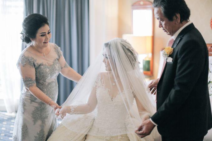 WEDDING OF WIJAYA & DEFI by Prestige Wedding Films - 011