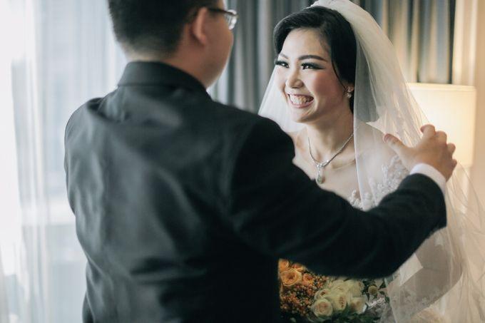 WEDDING OF WIJAYA & DEFI by Prestige Wedding Films - 015