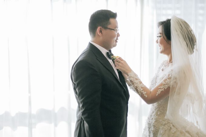 WEDDING OF WIJAYA & DEFI by Prestige Wedding Films - 016