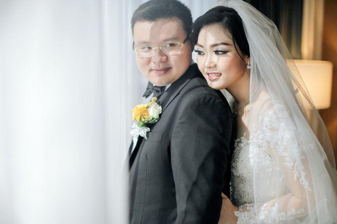 WEDDING OF WIJAYA & DEFI by Prestige Wedding Films - 017