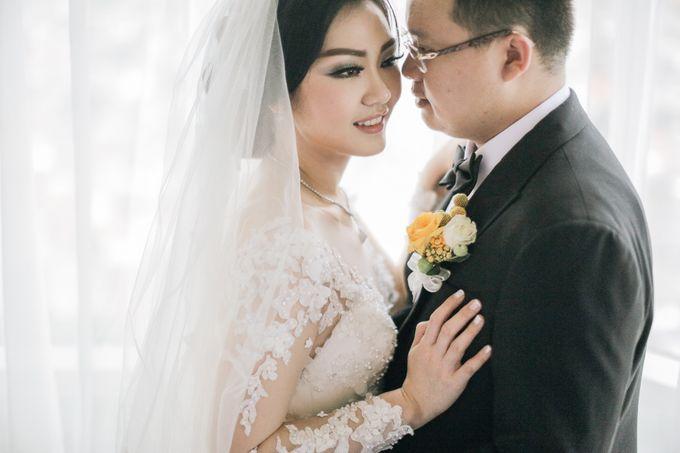 WEDDING OF WIJAYA & DEFI by Prestige Wedding Films - 018
