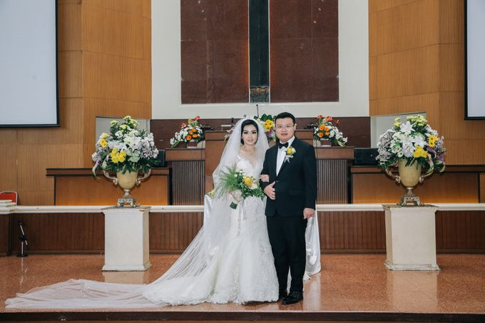 WEDDING OF WIJAYA & DEFI by Prestige Wedding Films - 019