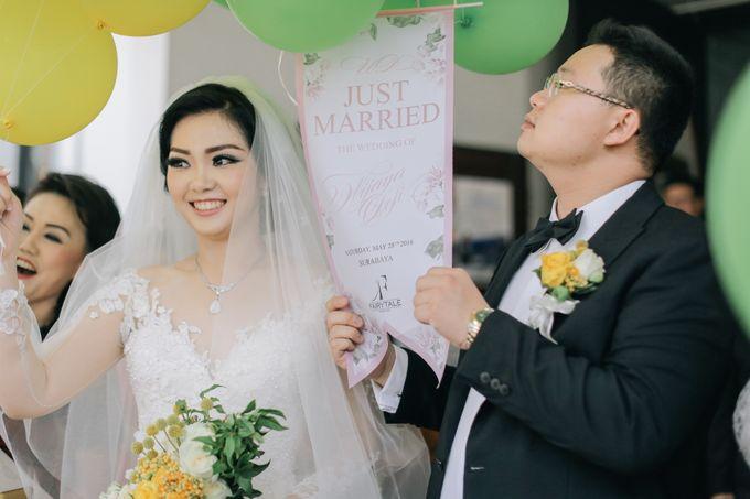 WEDDING OF WIJAYA & DEFI by Prestige Wedding Films - 020
