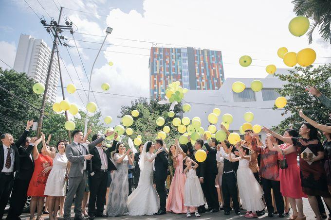 WEDDING OF WIJAYA & DEFI by Prestige Wedding Films - 021