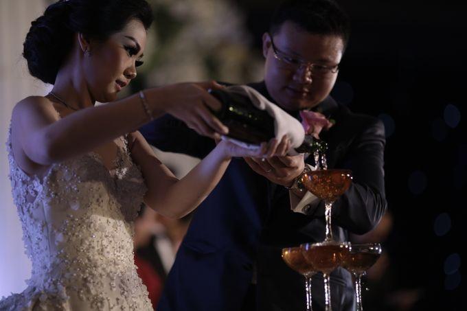 WEDDING OF WIJAYA & DEFI by Prestige Wedding Films - 030