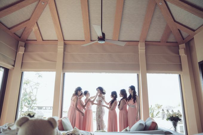 My elegantly intimate wedding by Anaz Khairunnaz - 015