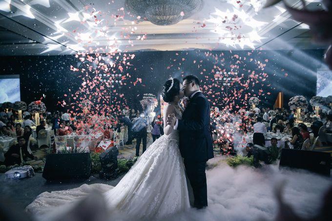 WEDDING OF WIJAYA & DEFI by Prestige Wedding Films - 036