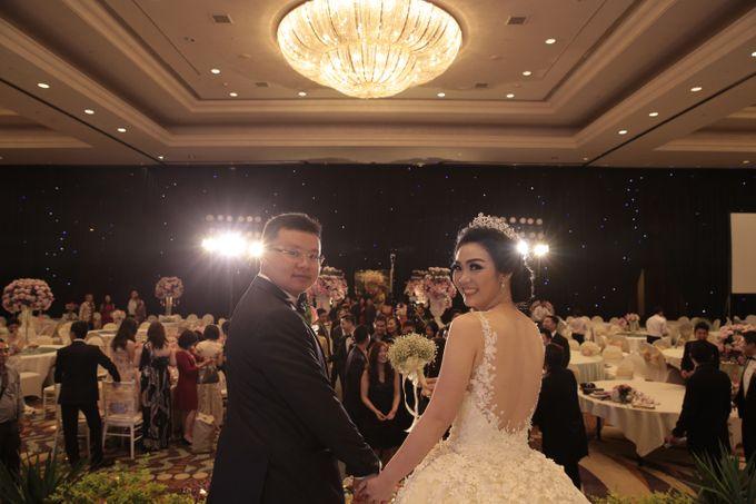 WEDDING OF WIJAYA & DEFI by Prestige Wedding Films - 037