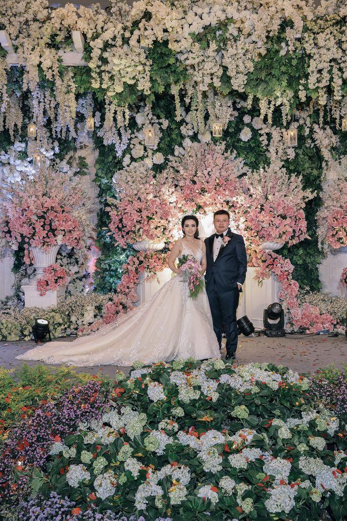 WEDDING OF WIJAYA & DEFI by Prestige Wedding Films - 040