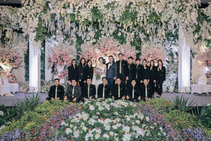 WEDDING OF WIJAYA & DEFI by Prestige Wedding Films - 041