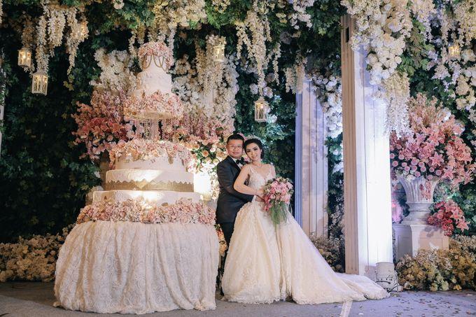 WEDDING OF WIJAYA & DEFI by Prestige Wedding Films - 042