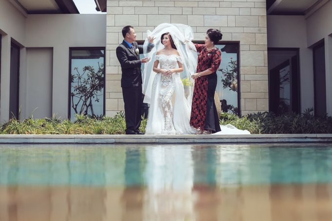 My elegantly intimate wedding by Anaz Khairunnaz - 016