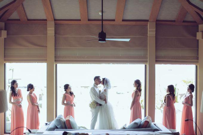 My elegantly intimate wedding by Anaz Khairunnaz - 017