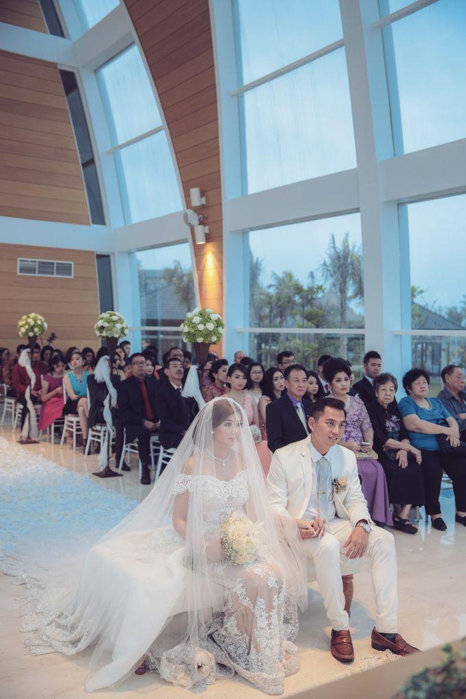 My elegantly intimate wedding by Anaz Khairunnaz - 018