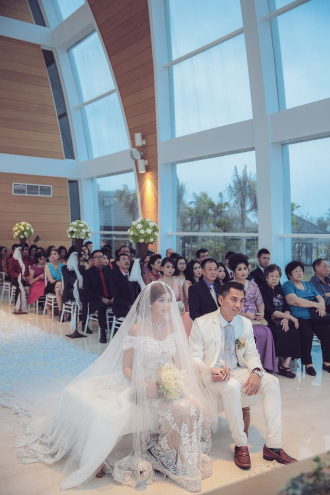 My elegantly intimate wedding by Anaz Khairunnaz - 018