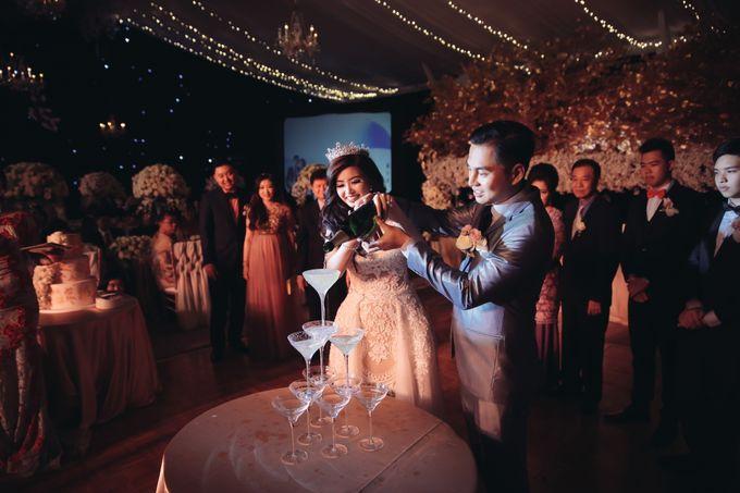 My elegantly intimate wedding by AiLuoSi Wedding & Event Design Studio - 008